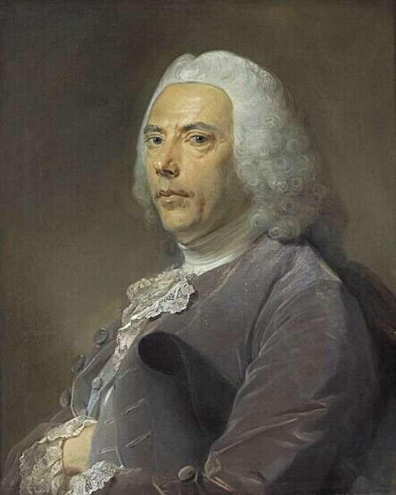 Pierre Bouguer, par Jean-Baptiste Perronneau © Domaine public, Wikimedia Commons