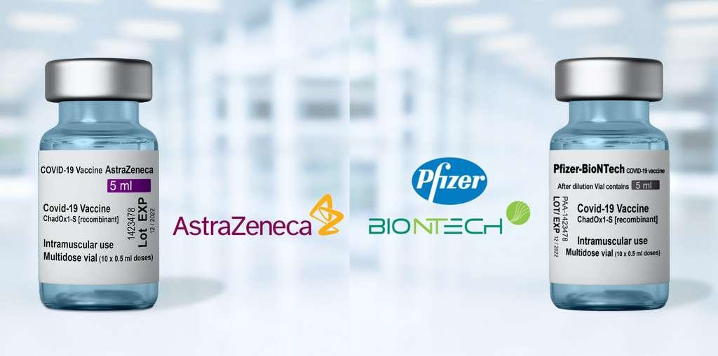 Contre le variant Delta, les vaccins de Pfizer et AstraZeneca perdent de leur efficacité. © Mike Fouque, Adobe Stock