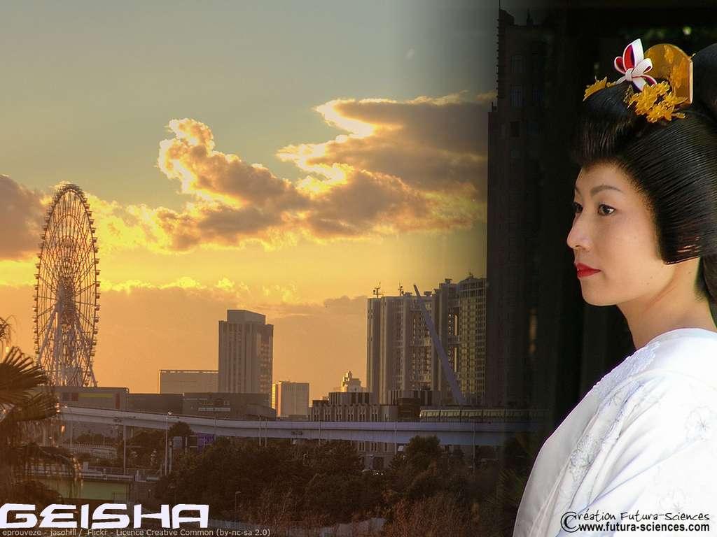 Japon, Geisha