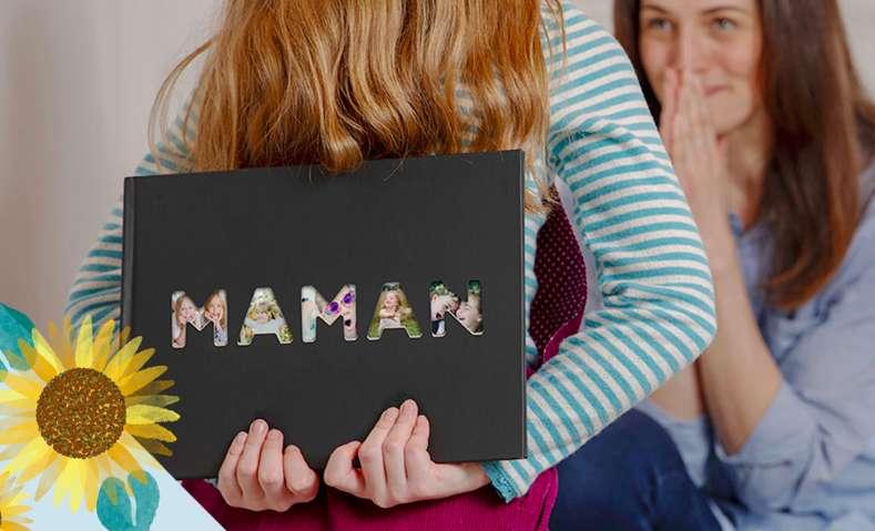 "Livre photo ""Maman"" Photobox"