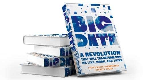 Le développement du big data a permis l'analyse de données massives. © Domaine public