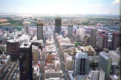 SA Johannesburg.