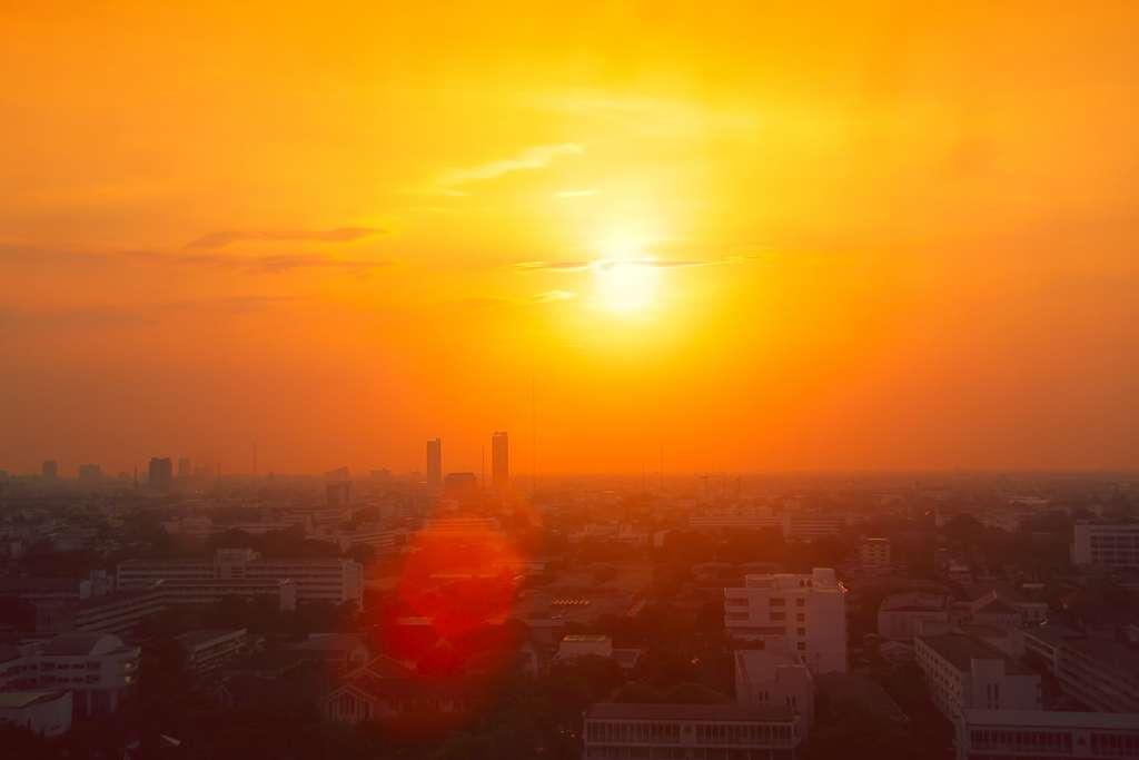Vers des températures record sur la période 2020-2025. © Korn V., Adobe Stock
