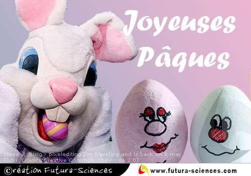 Hello c'est Pâques