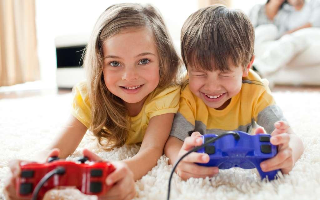 Une étude démontre que les jeux vidéo auraient un effet positif sur la santé mentale. © wavebreakmedia ltd, Shutterstock.com