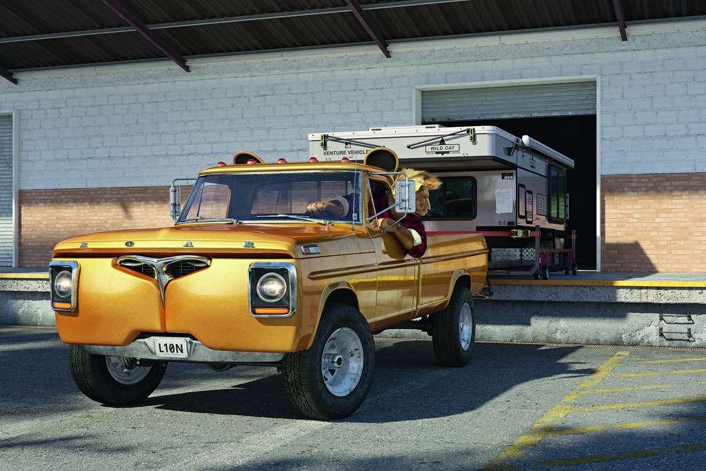 La Ford F-250 : le pick-up idéal pour rugir de plaisir
