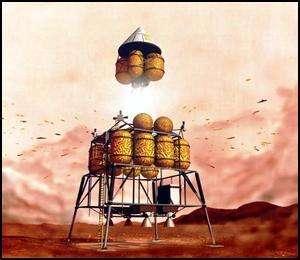 Les vols habités sur Mars Six mois de cloisonnement : une source illimitée de conflits (Crédit : NASA)