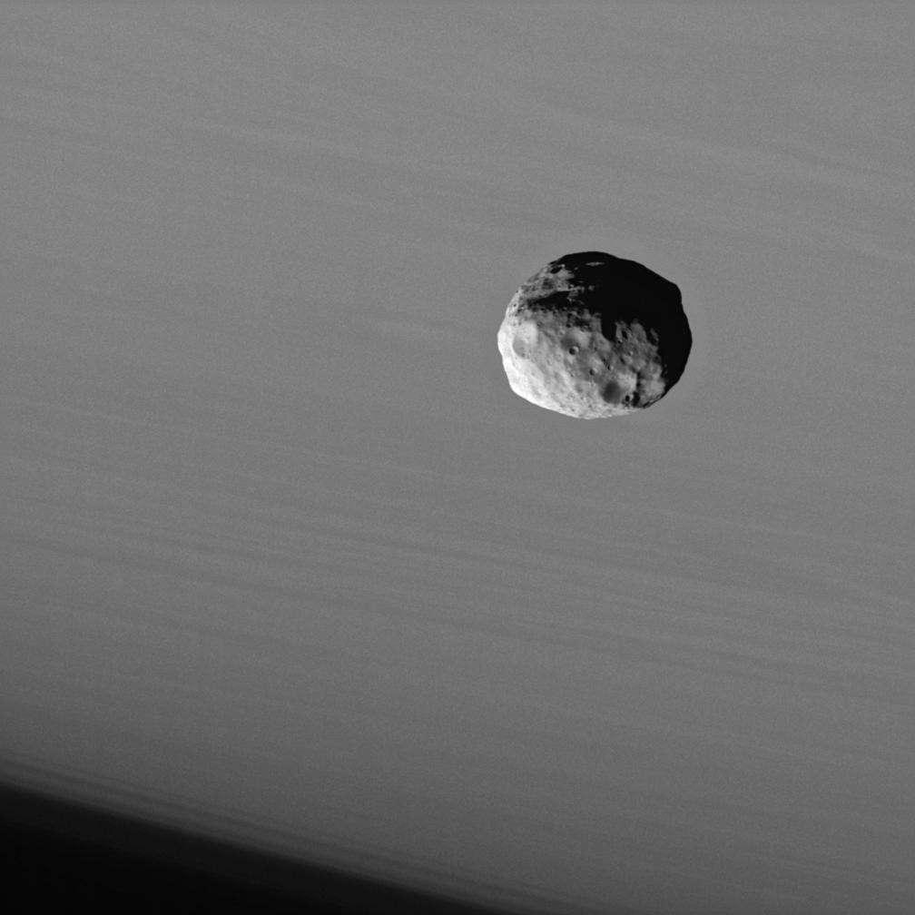 Janus passant devant Saturne