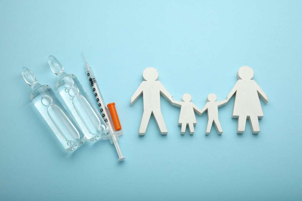 Les enfants de plus de 6 ans ont une réponse immunitaire similaire à celle des adultes. © Andrii Zastrozhnov, Adobe Stock