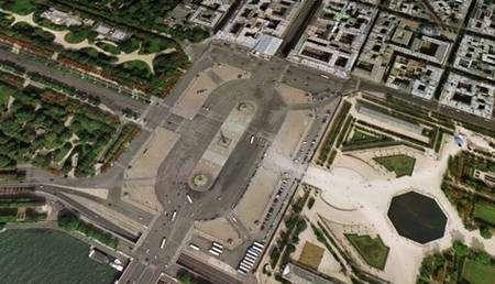 La place de la Concorde