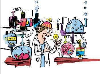 Il n'y a pas de questions bêtes, et la science improbable tente d'y répondre ! © Marion Montaigne