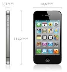 Non, le nouveau modèle d'iPhone n'est pas plus fin, comme l'espéraient certains. © Apple