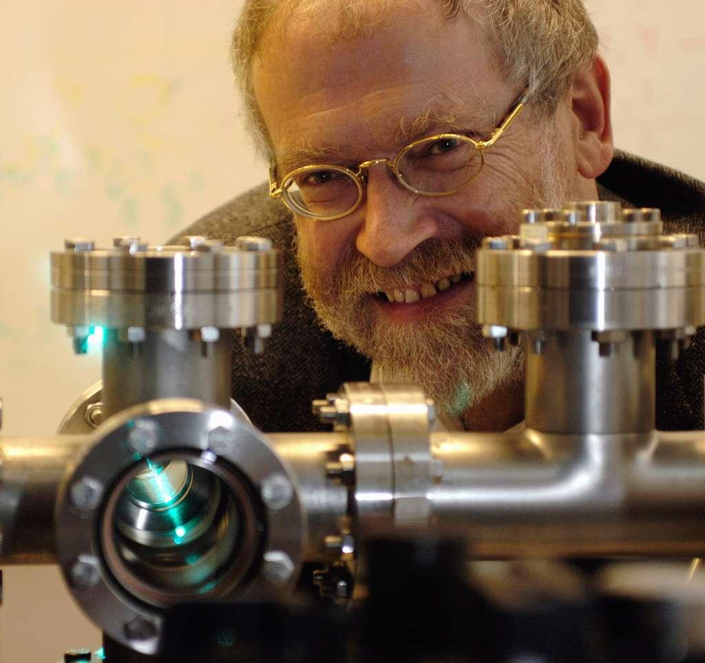 Le physicien Anton Zeilinger. © Jaqueline Godany