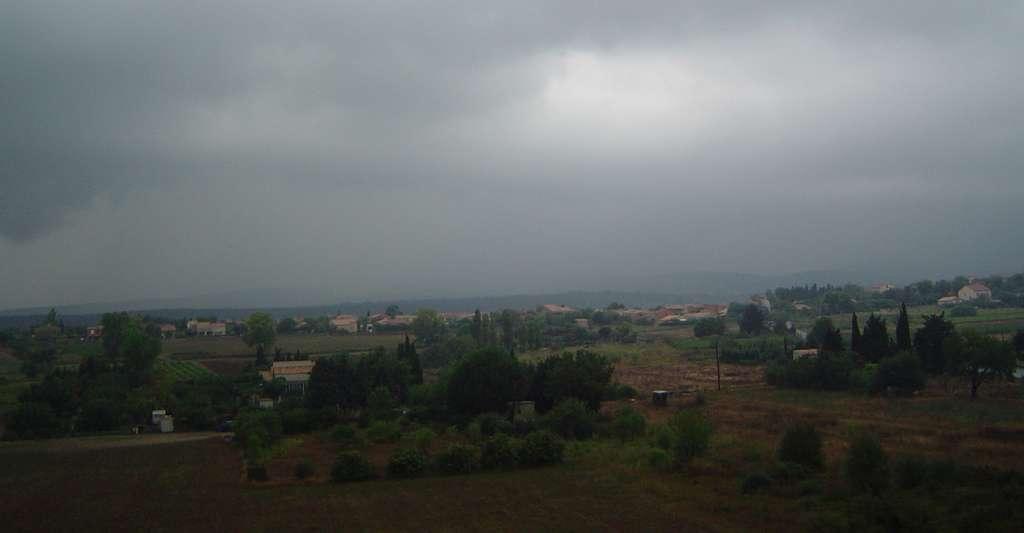 Le 6 septembre 2005, un épisode cévenol a frappé l'Hérault et le Gard. © cevenol2, Wikipédia, cc by-SA 2.0