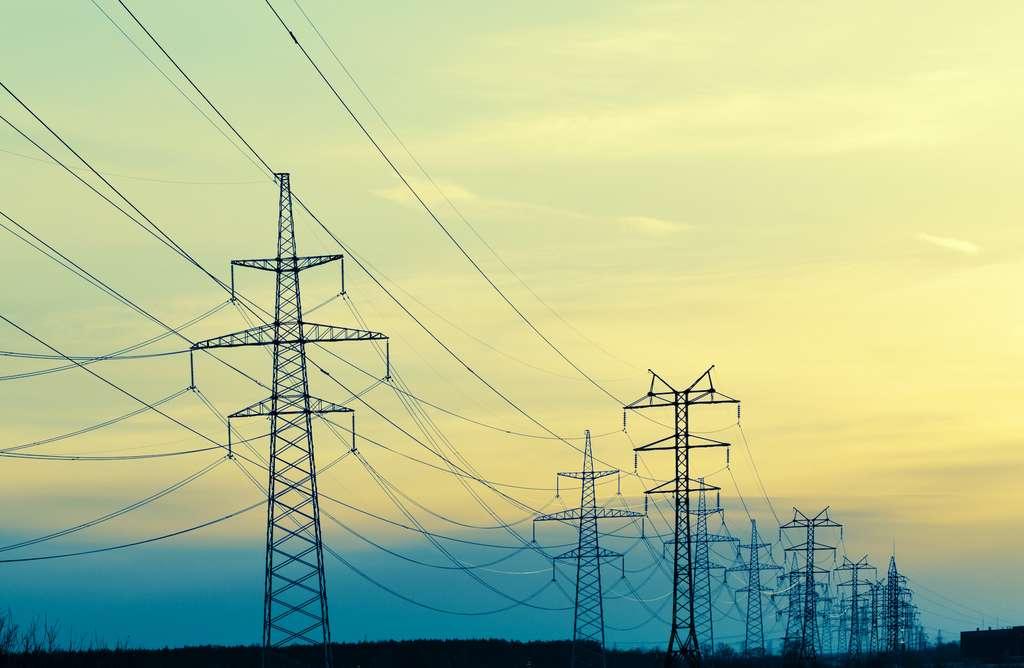 Il va falloir lourdement investir dans le réseau électrique pour intégrer les nouvelles capacités renouvelables. © mycteria, Adobe Stock