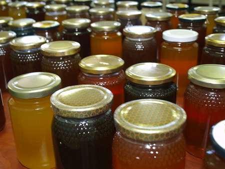 Pots de miel. © Ruffiana, GNU
