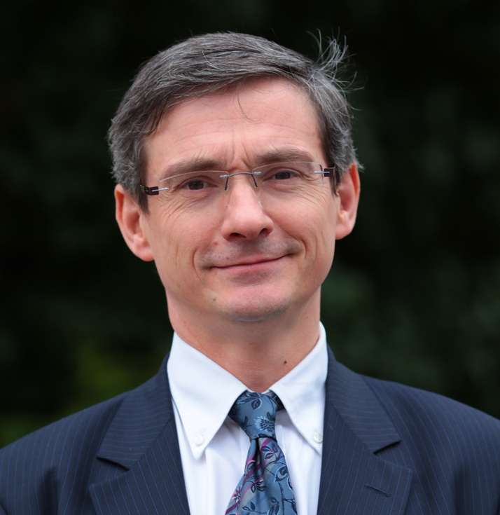 Bernard Salha, directeur de la Recherche et Développement de EDF. © EDF