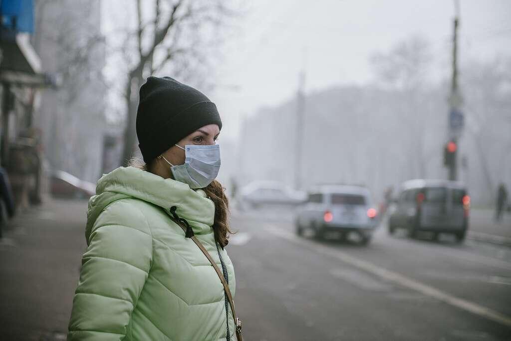 La pollution urbaine entraîne le décès prématuré de sept millions de personnes par an. © sergo321, Fotolia