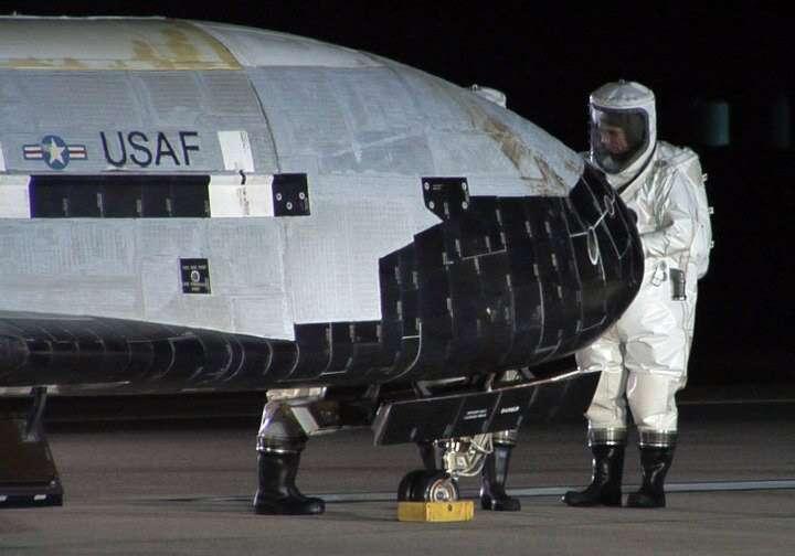 Un prochain lancement est d'ores et déjà prévu au printemps 2011. © AF Space Command