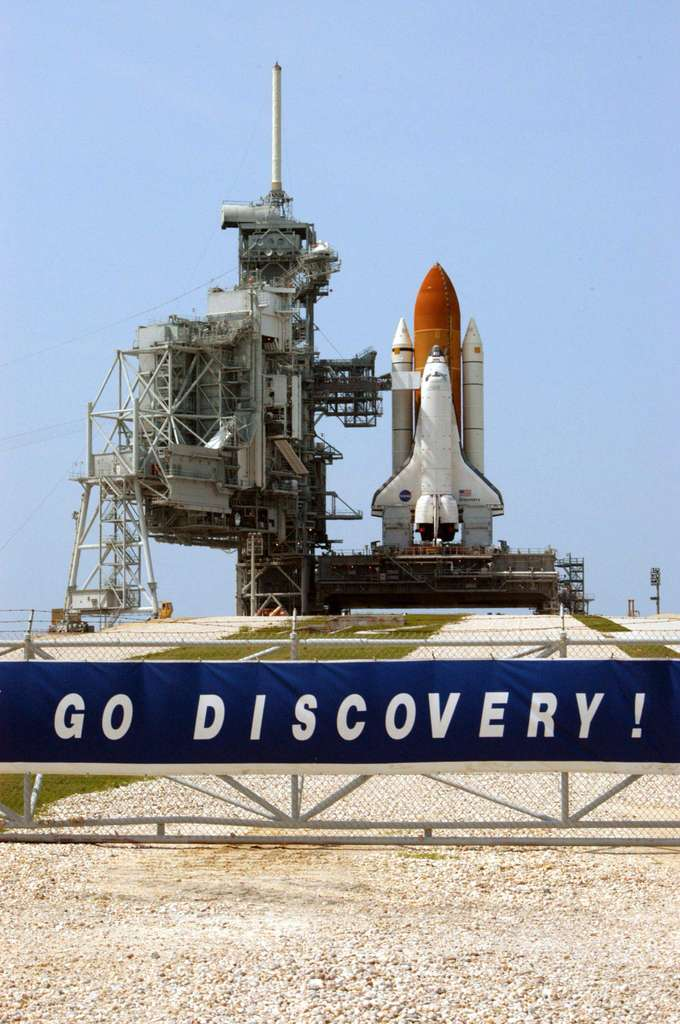 Discovery STS-114 - Return to Flight