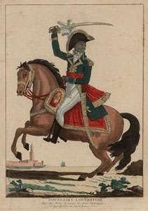 Toussaint Louverture. © domaine public