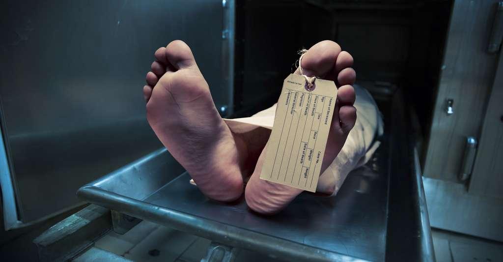À la fin du XVIIIe siècle, le croque-mort était en charge de littéralement croquer l'orteil des défunts pour constater leur mort. © fergregory, Fotolia