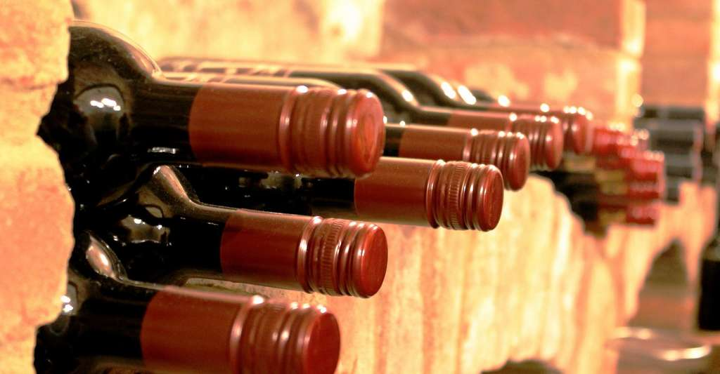 Le béton cellulaire se présente comme un matériau intéressant pour la construction d'une cave à vin. © Arno_M, Pixabay, CC0 Creative Commons