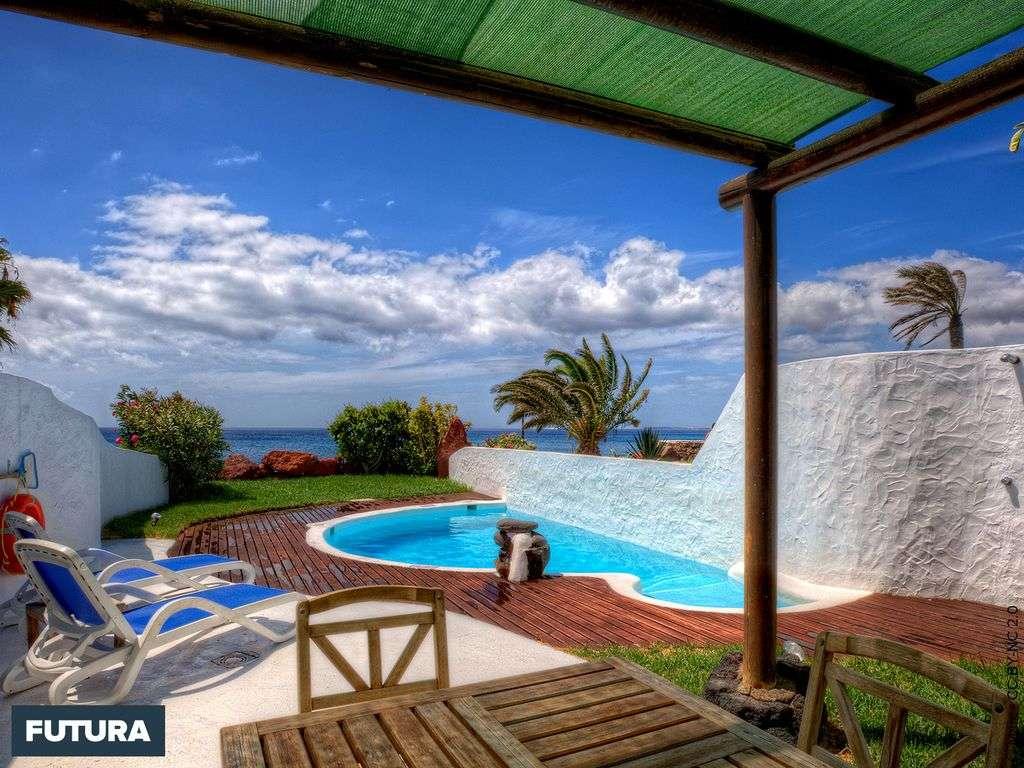 Villa vue mer - Lanzarote Espagne
