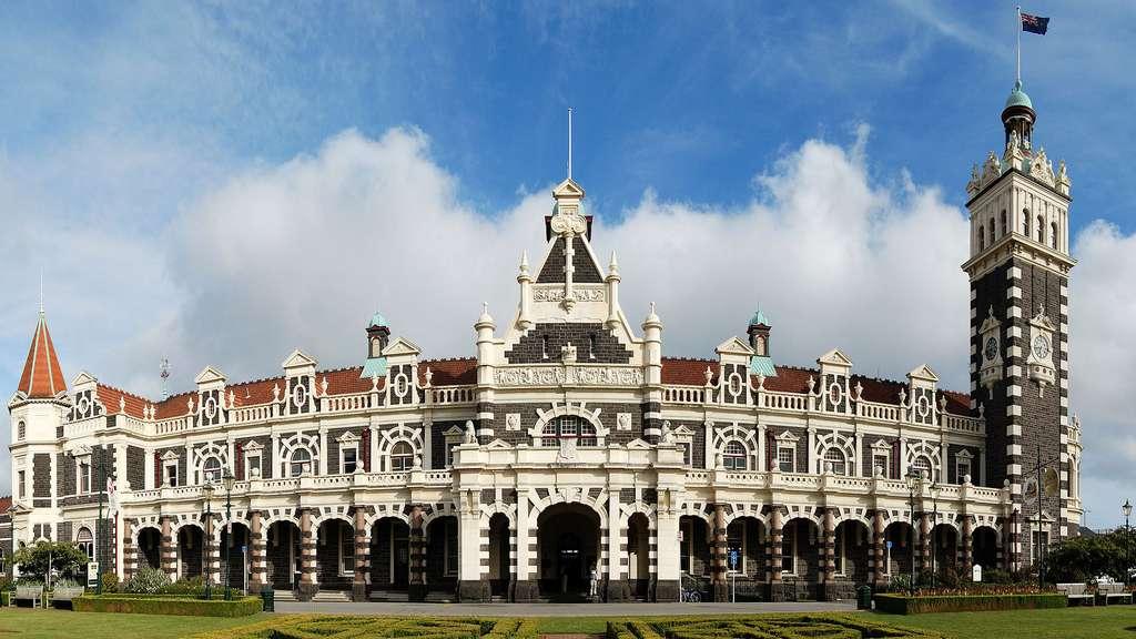 Nouvelle-Zélande - Dunedin
