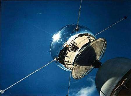 Le satellite Vanguard. Crédit Nasa
