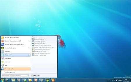Windows 7, une légère refonte de Vista ? © Microsoft