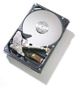 Le disque dur Deskstar 7K1000 de 1 tetra-octets de Hitachi permet de stocker environ 250000 mp3 ou encore 250 heures de vidéos haute définition. Crédits : http://www.generation-nt.com
