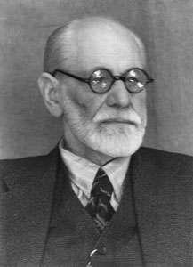 Sigmund Freud © Wikipedia