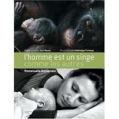 """Cliquez pour acheter le livre """"L'homme est un singe comme les autres"""" - Hachette Pratique"""