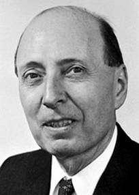 Le prix Nobel Eugène Wigner. Crédit : The Nobel Foundation 1963