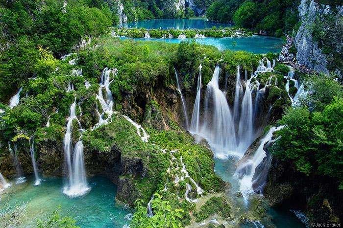 Le parc national de Plitvice en Croatie