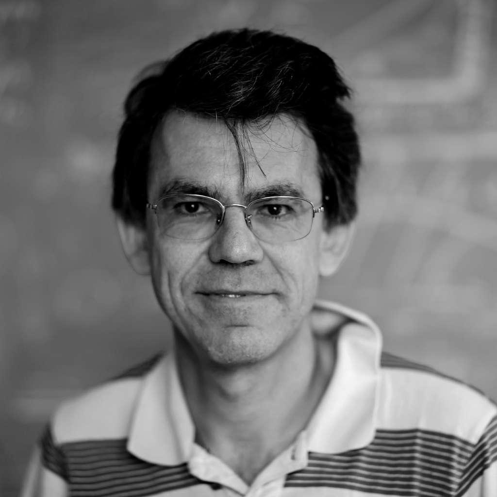 Le mathématicien et astronome Alessandro Morbidelli. Il a fait de multiples contributions à la compréhension de la structure et de l'évolution du Système solaire. © Université Nice Sophia Antipolis