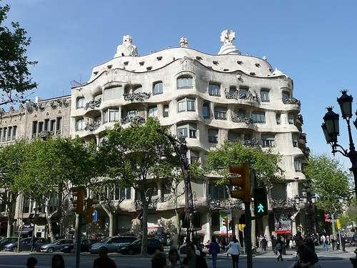 La Pedrera, l'un des chefs-d'œuvre d'Antoni Gaudí. Laissez-vous étourdir… © Vikingo's Pub, DR