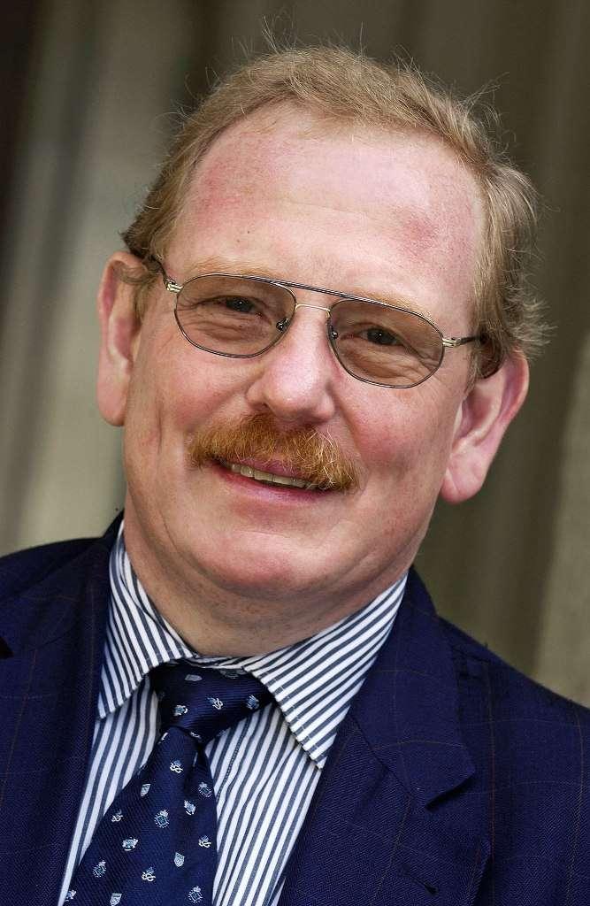 L'astrophysicien Reinhard Genzel, colauréat du prix Crafoord 2012. © ESO