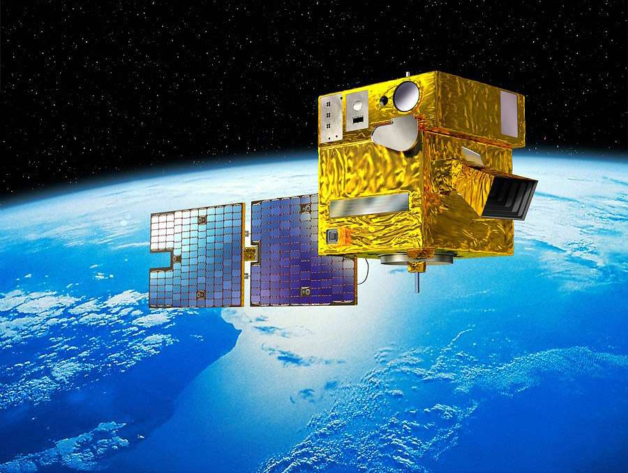 Picard permettra sans doute d'améliorer les modèles utilisés pour prévoir l'évolution de l'activité solaire (SNSB). © Cnes