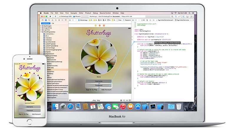 Une quarantaine d'applications infectées par un malware, du jamais vu sur l'App Store d'Apple! Des hackers ont trouvé le moyen d'injecter un logiciel malveillant dans le kit logiciel Xcode que la firme à la pomme met à disposition des développeurs d'applications iOS et Mac OS. © Apple