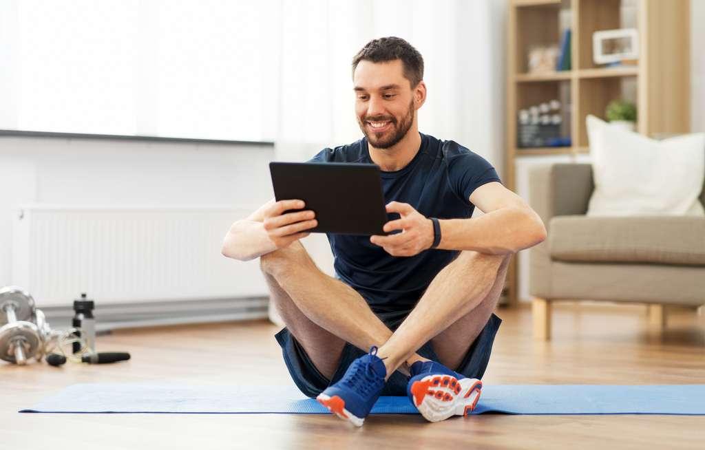 Les personnes de cette étude apprécient plus le sport après un programme en ligne. © Syda productions, Fotolia
