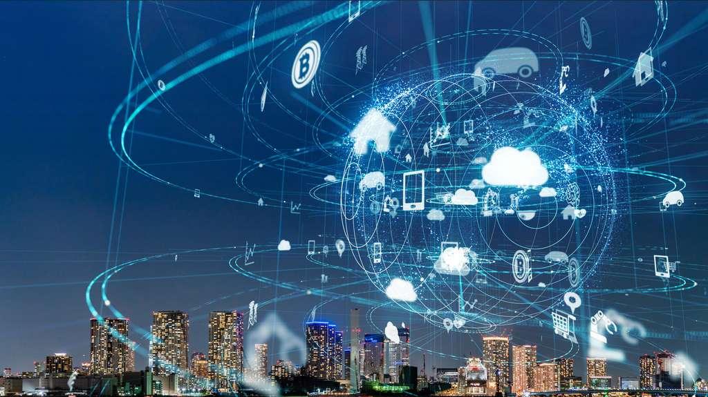 Le cybersespace, c'est un accès au monde à portée d'un clic. © Metamorworks, Adobe Stock