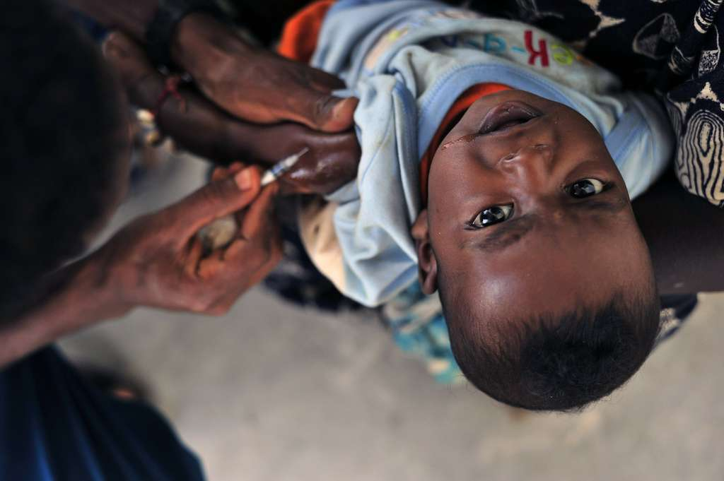 La première campagne vaccinale contre Ebola a eu lieu en 2017. © David Mark, Pixabay