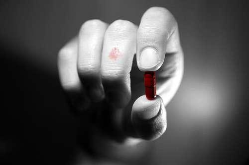 La kétamine deviendra-t-elle l'antidépresseur miracle ? © ThomasThomas / Licence Creative Commons