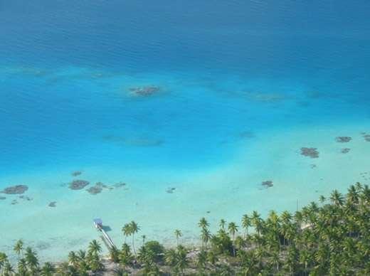 À Tahiti, la perliculture s'est surtout développée à partir des années 1980. © Ifremer