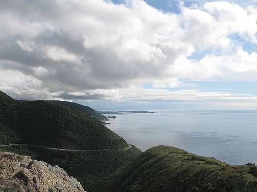 Le Cap Breton renferme des paysages d'une profondeur impressionnante. © Sylvie L.