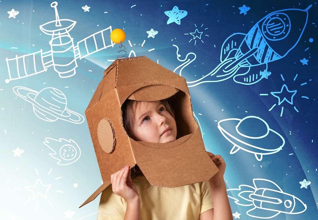 Le mal des transports touche également les astronautes (plus de la moitié d'entre eux). On parle alors plus volontiers de « mal de l'espace ». © BillionPhotos.com, Fotolia