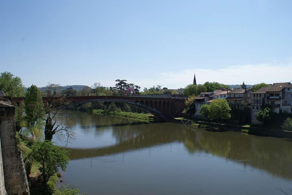 Le tourisme dans le Lot-et-Garonne se fait au fil de son fleuve, la Garonne. © Michelle Bartsch, Flickr CC by nc nd 2.0