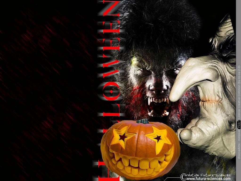 Terreur d'Halloween